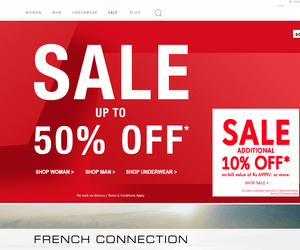 French Connection Discount Code