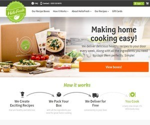 HelloFresh Voucher