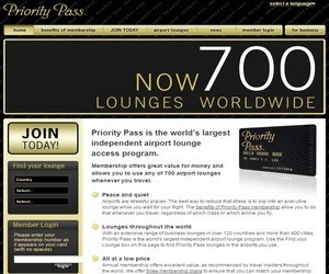 Priority Pass Discount