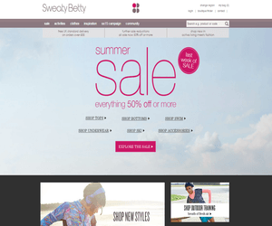 Sweaty Betty Discount Code