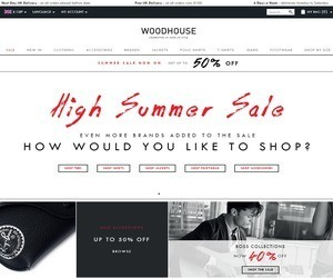 Woodhouse Clothing Discount Code Apr 2019