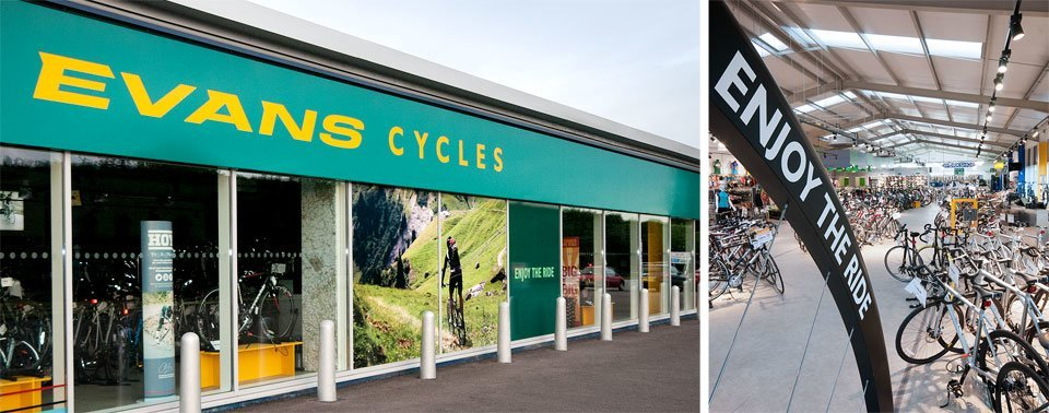 Evans Cycles-banner