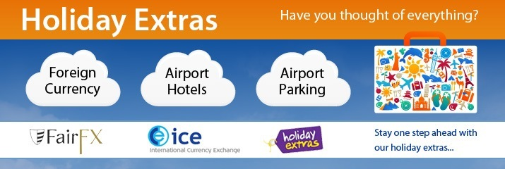 Holiday Extras-store