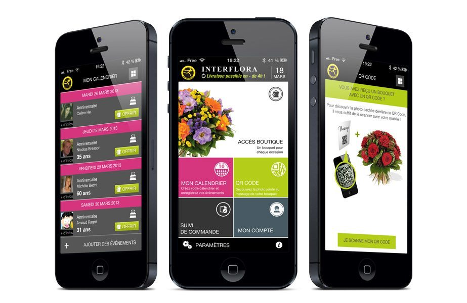 Interflora App