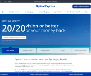 Optical Express Discount
