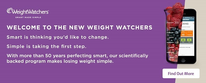 Weight Watchers Mobile App