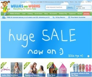 Wellies and Worms Discount Code