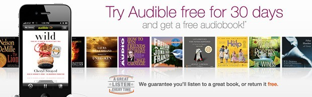 audible.co.uk banner