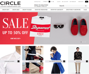 Circle Fashion Discount Code