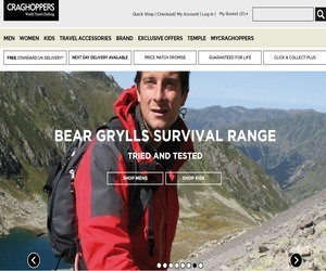 Craghoppers Discount Code