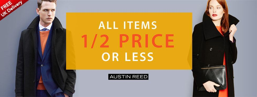 Austin Reed banner
