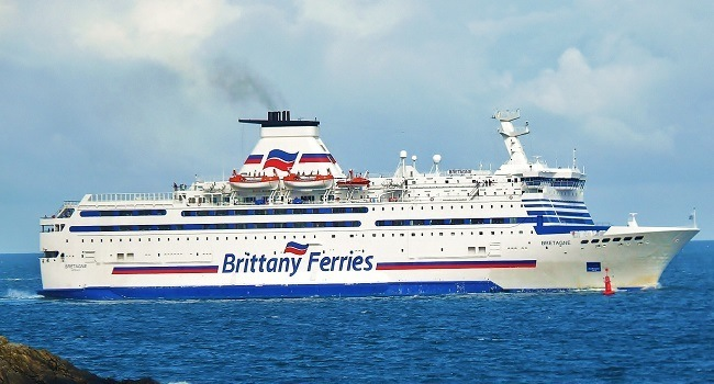Brittany Ferries Banner