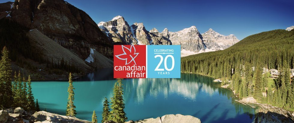 Canadian Affair Banner