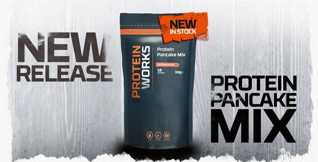 The Protein Works banner