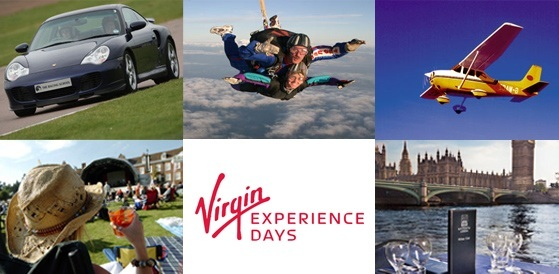 Virgin Experience Days Banner