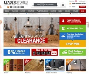 Leader Stores Discount Code