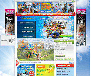 Flamingo Land Vouchers