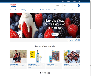 Tesco Groceries Discount Code