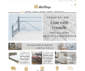 Bed Kings Discount Code