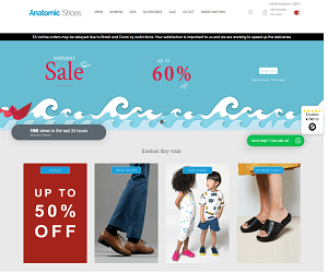 Anatomic Shoes Discount Code