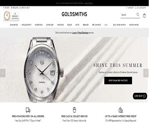 Boutique Goldsmiths Discount Code