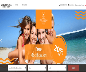 Dreamplace Hotels Promo Code
