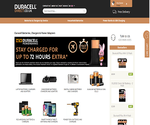 Duracell Direct Discount Code