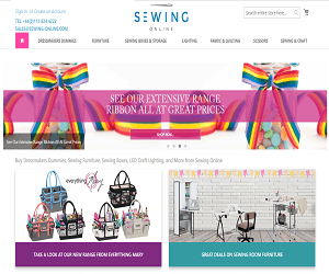 Sewing Online Discount Code