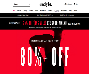 Simply Be Discount Code