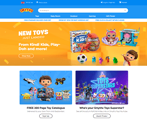 Smyths Toys Discount Code