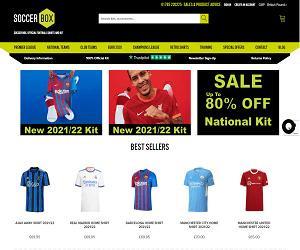 SoccerBox Discount Code