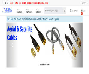 TV Cables Discount Code
