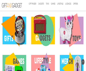 The Gift and Gadget Store Discount Code