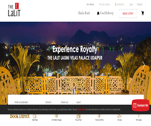 The Lalit Discount Code