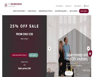 The Shutter Store Voucher Code