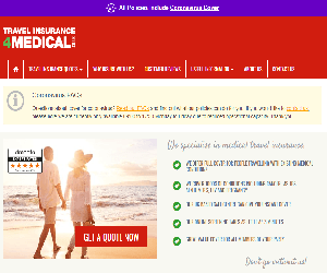 Travel Insurance 4 Medical Discount Code
