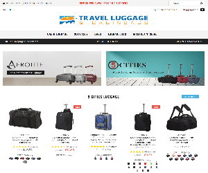 Travel Luggage & Cabin Bags Discount Code