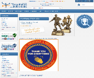 Trophies and Medals Discount Code