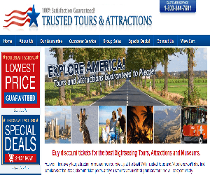 Trusted Tours Discount Code