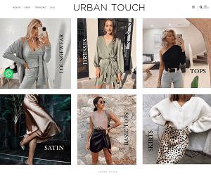 Urban Touch Discount Code