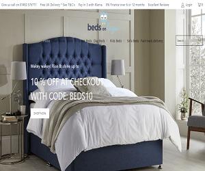 Beds On Legs Discount Code