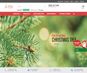 Christmas Trees and Lights Discount Code