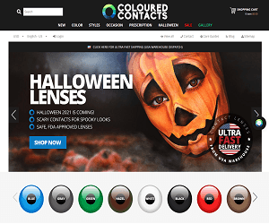 Coloured Contacts Voucher Code