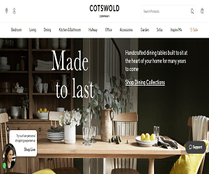 Cotswold Company Discount Code
