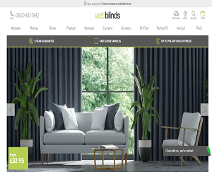 Web-Blinds Discount Code