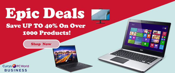 Save UP TO 40% On Over  1000 Products!
