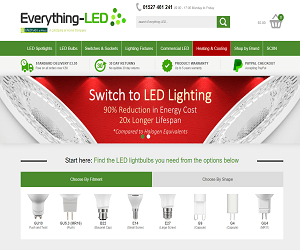 Everything LED Discount Code
