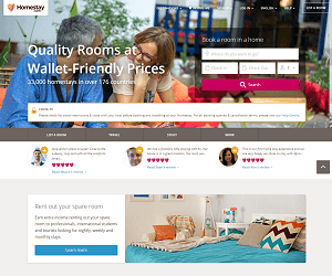 Homestay Discount