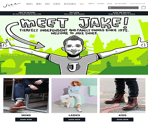 Jake Shoes Discount Code