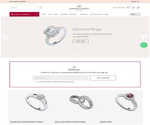Jewellery World Voucher Code